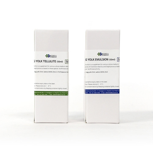 Egg Yolk Emulsion/Tellulite 50ml